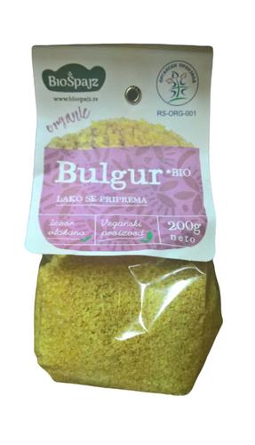 BULGUR ORGANIC 200g
