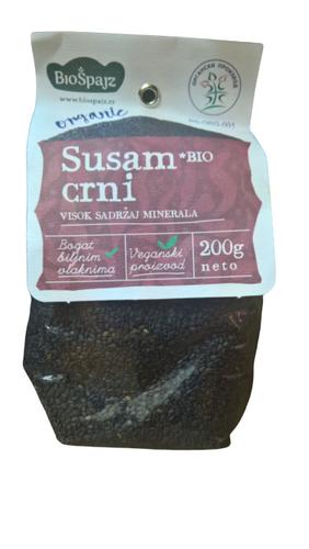 CRNI SUSAM 200g
