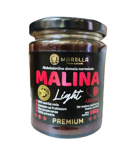 MARMELADA MALINA SA FRUKTOZOM 350g