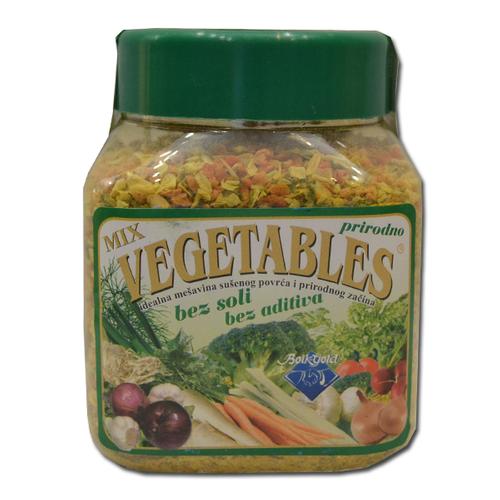 VEGETABLES 300g