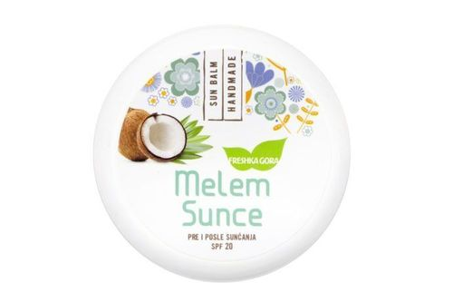 MELEM SUNCE SPF 20  50ml